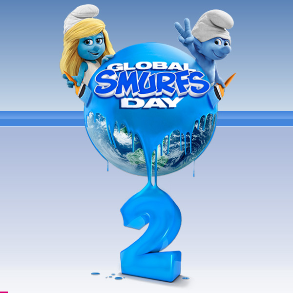 Global Smurf Day