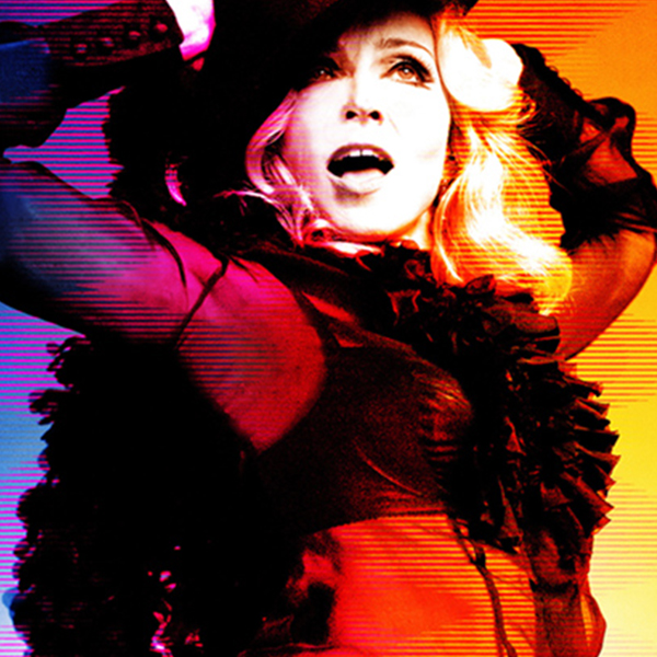 Madonna Sticky and Sweet Tour